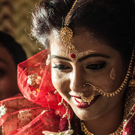 The Bride by Ishani Barman - Wedding Bride