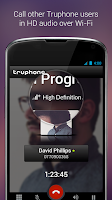 Screenshot of Truphone