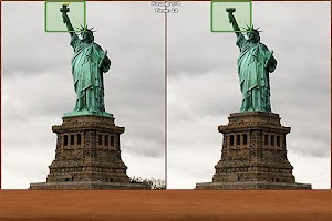 Screenshot of New York Spot the Difference