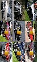 Screenshot of Puzzle Classic Cars 1