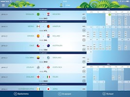 Screenshot of SVT FIFA VM 2014