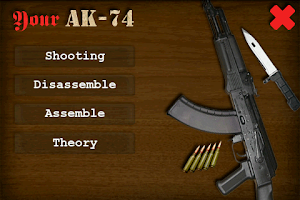Screenshot of Your AK-74