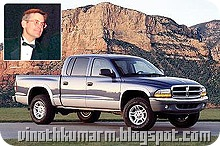Jim Walton - $15.9 billion - Dodge Dakota_Billionaire Car
