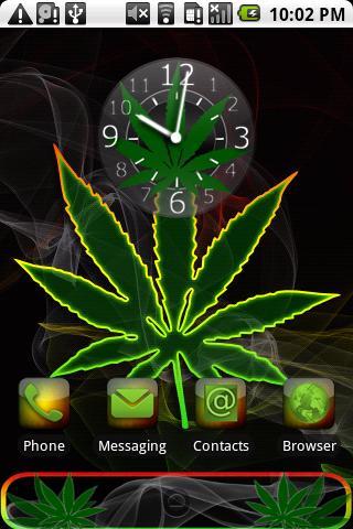 Weed Theme HD