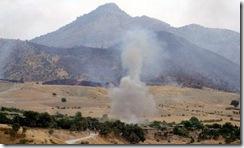 turk iran bomb kurdistan