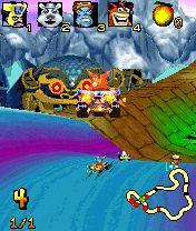 E3 2004: Crash Nitro Kart