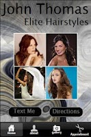 Screenshot of Hairstylist