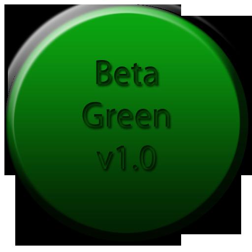 Go Launcher - Beta Green LOGO-APP點子
