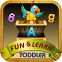 Fun and Learn: Toddlers icon