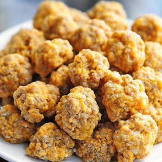 Low Calorie Sausage Balls Recipes