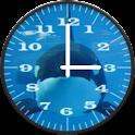 Killer Whale 1 Analog Clock
