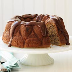 Banana-Chocolate Chip Cake