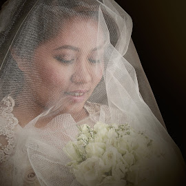 by Wowie Tercenio - Wedding Bride