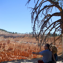 Bryce Canyon by Mary Dayton - Travel Locations Landmarks