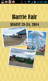 Barrie Fair - screenshot