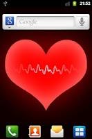 Screenshot of Pulse Of Love