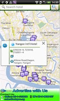 Screenshot of Yangon Map ( Beta )