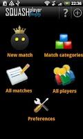 Screenshot of Squash player