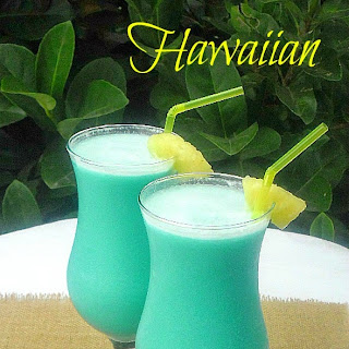 Malibu Blue Curacao Pineapple Juice Recipes