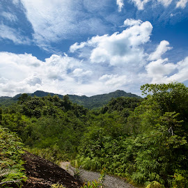 Kampung Abang, Padawan, Kuching, Sarawak by KY Pang - Landscapes Mountains & Hills