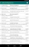 Screenshot of Email App for Gmail & Exchange