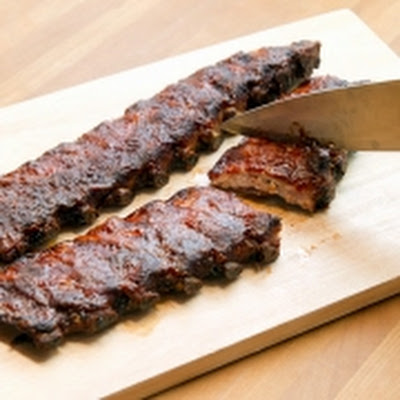 Sticky Spareribs