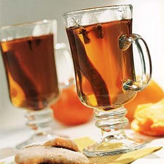 Hot Spiced Cider With Apple Juice Recipes