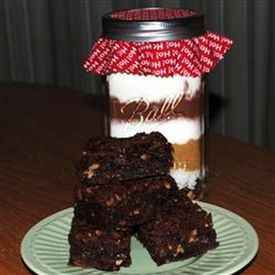 Sandcastle Brownie Mix
