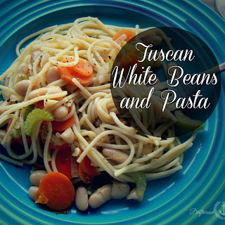 Tuscan White Beans and Pasta
