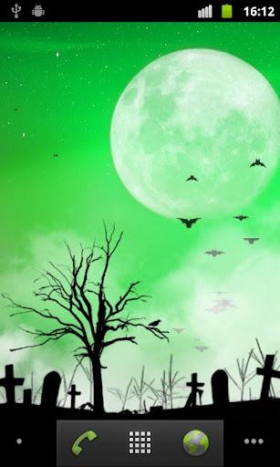 玩個人化App|恐怖之夜專業版動態桌布 Horror Night免費|APP試玩