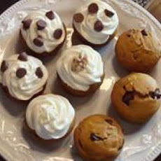 Pumpkin Chip Cupcakes