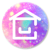 Cute home ? CocoPPa Launcher Icon