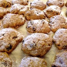 Applesauce Cookies II