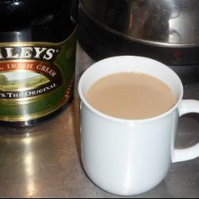 Belfast Bailey's Irish coffee