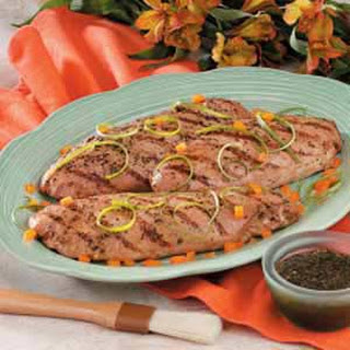 Marinated Turkey Tenderloins