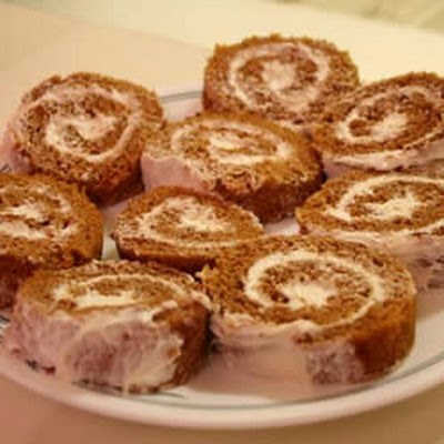 Pumpkin Roll III