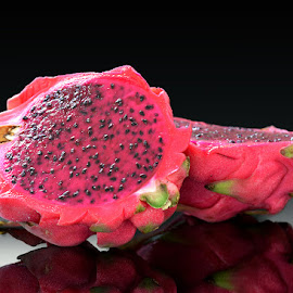 DRAGON FRUIT by Gaz Makarov - Food & Drink Fruits & Vegetables