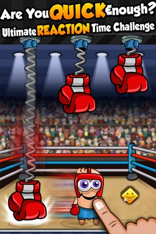 finger-slayer-boxer for android screenshot