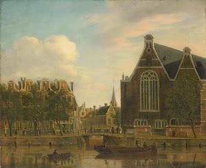 RIJKS: Jan Ekels (I): painting 1781