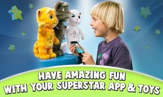 Screenshot of Talking Friends Superstar