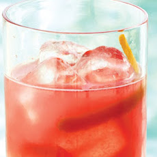 Fresh Grapefruit-Campari Cocktails