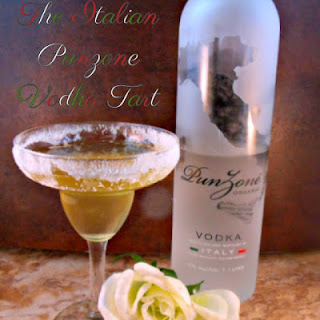 The Italian Punzone Vodka Tart