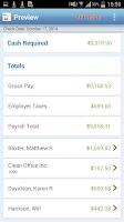 Screenshot of Payroll – RUN Powered by ADP