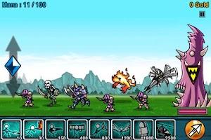 Screenshot of Cartoon Wars
