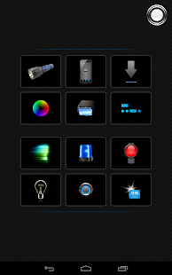 Фонарик - Tiny Flashlight ® Screenshot