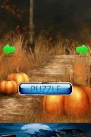Screenshot of Halloween Puzzle