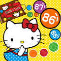 HELLO KITTY Touch Number icon