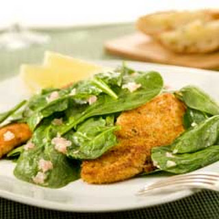 Low Calorie Parmesan Crusted Chicken Recipes