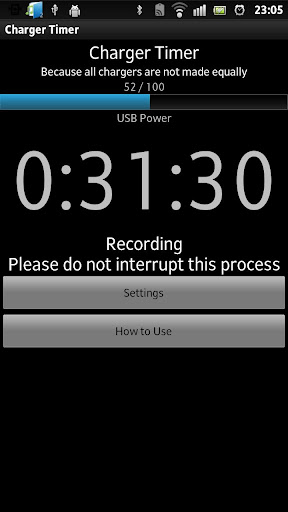 【免費生產應用App】Charger Timer-APP點子