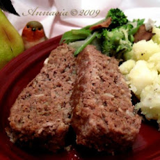 Easy to Slice Meatloaf